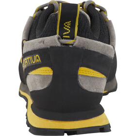 La Sportiva Boulder X Zapatillas Hombre, gris/amarillo
